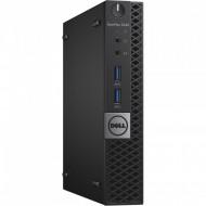 Calculator DELL Optiplex 3040 MiniPC, Intel Core i5-6500T 2.50GHz, 4GB DDR3, 500GB SATA Calculatoare