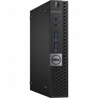 Calculator DELL Optiplex 3040 MiniPC, Intel Core i3-6100T 3.20GHz, 8GB DDR3, 120GB SSD Calculatoare