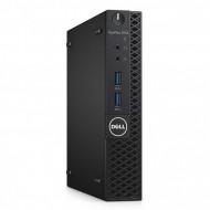 Calculator DELL Optiplex 3060 MiniPC, Intel Core i3-8100T 3.10GHz, 4GB DDR3, 500GB SATA Calculatoare