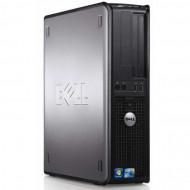 Calculator Dell Optiplex 380 Desktop, Intel Core 2 Duo E7500 2.93GHz, 4GB DDR2, 250GB SATA, DVD-RW Calculatoare