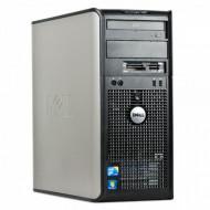Calculator Dell OptiPlex 780 Tower, Intel Core 2 Quad Q6600 2.40GHz, 4GB DDR2, 160GB SATA, DVD-RW Calculatoare