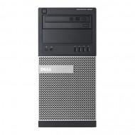 Calculator DELL Optiplex 9020 Tower, Intel Core i3-4160 3.60GHz, 4GB DDR3, 500GB SATA, DVD-ROM Calculatoare