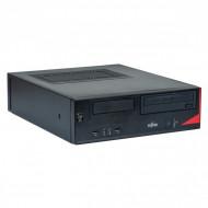 Calculator Fujitsu E520 SFF, Intel Pentium G3440 3.30GHz, 4GB DDR3, 250GB SATA, DVD-ROM Calculatoare