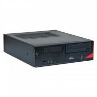 Calculator Fujitsu E520 SFF, Intel Celeron G1820 2.70GHz, 4GB DDR3, 250GB SATA, DVD-ROM Calculatoare