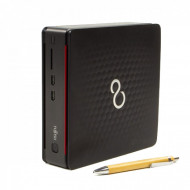 Calculator Fujitsu Esprimo Q520 USFF, Intel Core i3-4160T 3.10GHz, 4GB DDR3, 500GB SATA, DVD-RW Calculatoare