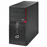 Calculator Fujitsu Siemens P556 Tower, Intel Core i7-6700T 2.80GHz, 8GB DDR4, 120GB SSD, DVD-RW Calculatoare