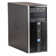 Calculator HP 6005 Pro Tower, AMD Athlon II X2 220 2.80GHz, 4GB DDR3, 500GB SATA, ATI Radeon 4550 ( + cablu DMS-59 -> 2xVGA ), DVD-RW Calculatoare