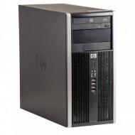 Calculator HP 6300 Tower, Intel Core i7-3770S 3.10GHz, 8GB DDR3, 120GB SSD, DVD-RW Calculatoare