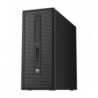 Calculator HP 800 G1 Tower, Intel Core i5-4460 3.20GHz, 4GB DDR3, 500GB SATA, DVD-RW Calculatoare