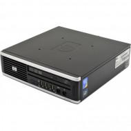 Calculator HP 8000 Elite USDT, Intel Core 2 Duo E8400 3.00GHz, 4GB DDR3, 250GB SATA, DVD-ROM Calculatoare