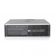 Calculator HP Compaq 8000 Elite Desktop, Intel Core2 Quad Q9500 2.83GHz, 4GB DDR3, 320GB SATA, DVD-RW Calculatoare