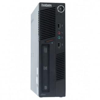 Calculator Lenovo ThinkCentre M90 USDT, Intel Core i3-550 3.20GHz, 4GB DDR3, 160GB SATA, DVD-ROM Calculatoare