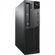 Calculator LENOVO Thinkcentre M91P SFF, Intel Pentium G630 2.70GHz, 4GB DDR3, 250GB SATA, DVD-ROM Calculatoare
