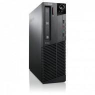 Calculator Lenovo ThinkCentre M83 SFF, Intel Core i7-4770 3.40GHz, 8GB DDR3, 120GB SSD, DVD-ROM Calculatoare