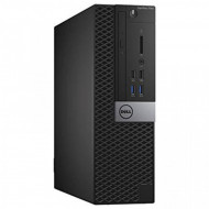 Calculator DELL OptiPlex 7040 SFF, Intel Core i7-6700 3.40GHz, 8GB DDR4, 256GB SSD Calculatoare
