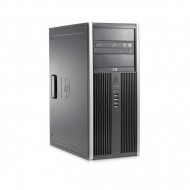 Calculator Barebone HP 8200 Tower,  Placa de baza + Carcasa + Cooler + Sursa Calculatoare