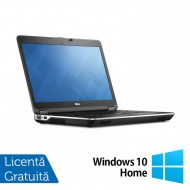 Laptop DELL Latitude E6440, Intel Core i5-4200M 2.50GHz, 8GB DDR3, 500GB SATA, DVD-RW, 14 inch + Windows 10 Home Laptopuri
