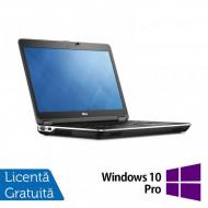 Laptop DELL Latitude E6440, Intel Core i5-4300M 2.60GHz, 8GB DDR3, 240GB SSD, DVD-RW, 14 Inch, Webcam + Windows 10 Pro Laptopuri