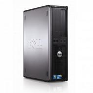 Calculator Dell OptiPlex 380 Desktop, Intel Celeron Dual Core E3400 2.60GHz, 4GB DDR3, 250GB SATA, DVD-RW Calculatoare