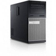 Calculator Dell OptiPlex 990 Tower, Intel Core i7-2600 3.40GHz, 8GB DDR3, 120GB SSD, DVD-RW Calculatoare