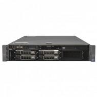 Server Dell PowerEdge R710, 2x Intel Xeon Quad Core X5550 2.66 – 3.06GHz, 32GB DDR3 ECC, 4 x 1TB SATA - 3.5 Inch, Raid Perc H200, Idrac 6 Enterprise, 2 surse redundante Servere & Retelistica