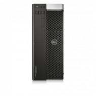 Workstation DELL Precision T7810, 2x Intel Xeon Hexa Core E5-2620 V3 2.40GHz - 3.20GHz, 16GB DDR4, 240GB SSD, nVidia Quadro K620/2GB, DVD-RW Calculatoare