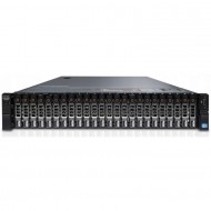 Server Dell PowerEdge R720XD, 2x Intel Xeon Hexa Core E5-2640 2.50GHz - 3.00GHz, 128GB DDR3 ECC, 6 x 900GB SAS/10k/2,5 + 2 x 1.2TB SAS/10k/2.5, Raid Perc H710 mini, Idrac 7 Enterprise, 2 surse HS, Second Hand Servere & Retelistica