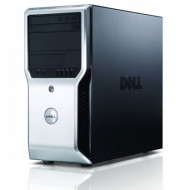 Workstation Dell Precision T1500, Intel Dual Core i3-540 3.06GHz, 8GB DDR3, 500GB HDD, nVidia GT605/1GB, DVD-ROM Calculatoare