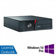 Calculator Fujitsu Siemens E700 Desktop, Intel Pentium G620 2.60GHz, 4GB DDR3, 250GB SATA, DVD-RW + Windows 10 Pro Calculatoare
