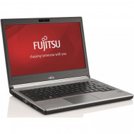Laptop Fujitsu Siemens Lifebook E736, Intel Core i5-6200U 2.30GHz, 8GB DDR4, 240GB SSD, 13 Inch Laptopuri