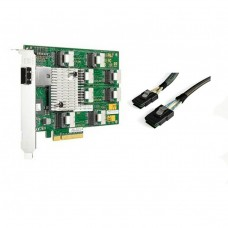 HP 24 Bay 3GB SAS Expander Card + 2 cabluri SFF 8087 Servere & Retelistica