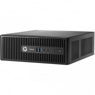 Calculator HP 400 G3 SFF, Intel Celeron G3900 2.80GHz, 4GB DDR4, 500GB SATA, DVD-RW Calculatoare