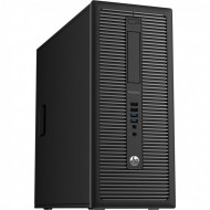 Calculator HP ProDesk 405 G2 Tower, AMD E1-6050J 2.00GHz, 4GB DDR3, 500GB SATA, DVD-RW Calculatoare