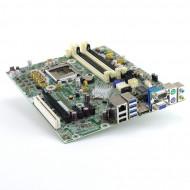 Placa de baza Socket 1155, HP model: SP 657239-001 AS#656961-001 pentru calculator HP 6300 SFF, DDR3, fara shield, second hand Calculatoare
