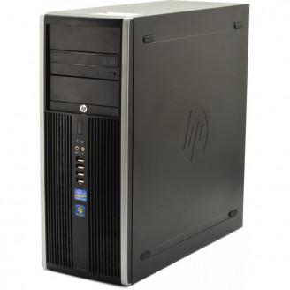HP Elite 8100 Tower, Intel Core i3-550 2.70GHz, 4GB DDR3, 250GB SATA, DVD-ROM Calculatoare