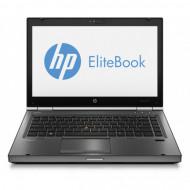 Laptop HP EliteBook 8470p, Intel Core i5-3210M 2.50GHz, 8GB DDR3, 120GB SSD, DVD-RW, 14 inch Laptopuri