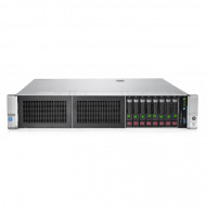 Server Configurabil HP ProLiant DL380 G9 2U, 2xCPU Intel Octa Core Xeon E5-2630L V3 1.80GHz-2.90GHz, Raid P440ar/2GB, 12x LFF + 2 x SFF, iLO4 Advanced, 2 x Surse Servere & Retelistica