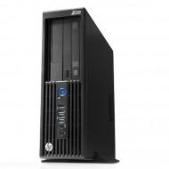 Workstation HP Z230 SFF, Intel Xeon Quad Core E3-1231 v3 3.40GHz-3.80GHz, 8GB DDR3, 500GB SATA, DVD-RW, nVidia Quadro K620/2GB Calculatoare