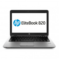 Laptop HP Elitebook 820 G2, Intel Core i7-5500U 2.40GHz, 8GB DDR3, 120GB SSD, Webcam, 12 Inch Laptopuri