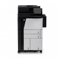 Multifunctionala Laser Color HP LaserJet Managed Flow MFP M880, Duplex, A3, 1200x1200 dpi, 46 ppm, Fax, Copiator, Scanner, USB, Retea, Fara Finisher Imprimante