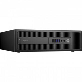 Calculator HP Prodesk 600 G2 SFF, Intel Core i5-6400T 2.20GHz, 8GB DDR4, 240GB SSD Calculatoare