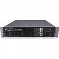 Server Dell PowerEdge R710, 2x Intel Xeon Hexa Core X5675 3.06 - 3.46GHz, 16GB DDR3 ECC, 2 x 146GB SAS - 2.5 Inch, Raid Perc SAS6i, Idrac 6 Enterprise, 2 surse redundante Servere & Retelistica