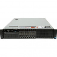 Server Dell R730, 2 x Intel Xeon Hexa Core E5-2620 V3 2.40GHz - 3.20GHz, 64GB DDR4, 4 x HDD 900GB SAS/10K, Perc H730, 4 x Gigabit, iDRAC 8, 2 x PSU Servere & Retelistica