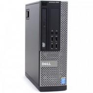 Calculator DELL Optiplex 9020 SFF, Intel Core i7-4770 3.40GHz, 4GB DDR3, 500GB SATA, DVD-RW Calculatoare