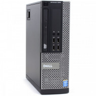 Calculator DELL OptiPlex 9020 SFF, Intel Core i7-4770 3.40GHz, 4GB DDR3, 250GB SATA, DVD-ROM Calculatoare