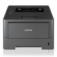 Imprimanta Laser Monocrom Brother HL-5450DN, A4, 38ppm, Duplex, Retea, USB, Toner si Unitate Drum Noi Imprimante