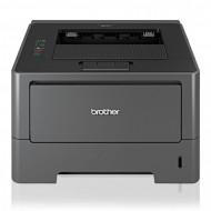 Imprimanta Laser Monocrom Brother HL-5450DN, A4, 38ppm, Duplex, Retea, USB, Cartus si Unitate Drum Noi, Cuptor reconditionat Imprimante