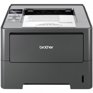 Imprimanta Laser Monocrom Brother HL-6180DW, Duplex, A4, 40ppm, 1200 x 1200, Wireless, Retea, USB Imprimante