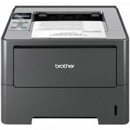 Imprimanta Laser Monocrom Brother HL-6180DW, Duplex, A4, 40ppm, 1200 x 1200, Wireless, Retea, USB, Toner si Unitate Drum Noi Imprimante