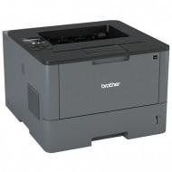 Imprimanta Laser Monocrom Brother HL-L5100DN, Duplex, A4, 40ppm, 1200 x 1200, USB, Retea, Noua, Fara cutie Imprimante